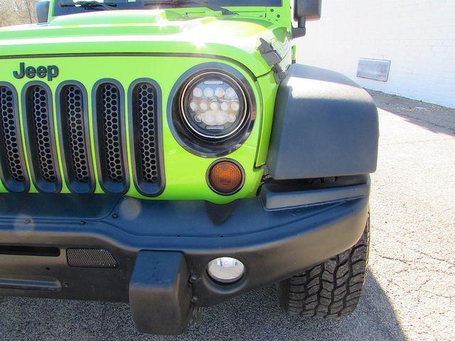 2013 Jeep Wrangler Moab Madison, NC 9