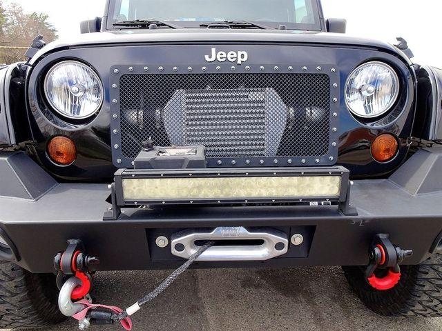2013 Jeep Wrangler Sahara Madison, NC 10