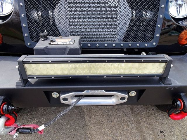 2013 Jeep Wrangler Sahara Madison, NC 11