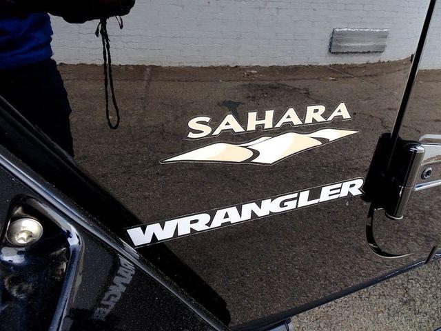 2013 Jeep Wrangler Sahara Madison, NC 15