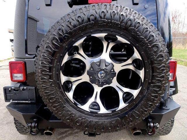 2013 Jeep Wrangler Sahara Madison, NC 16