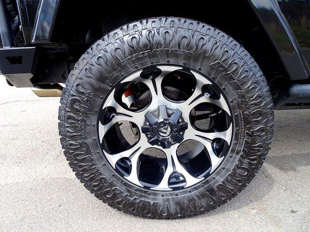 2013 Jeep Wrangler Sahara Madison, NC 17