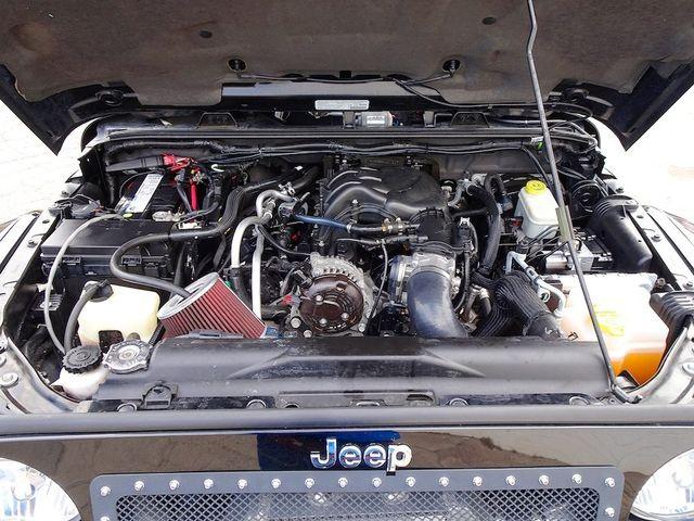 2013 Jeep Wrangler Sahara Madison, NC 45