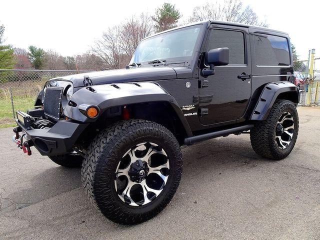 2013 Jeep Wrangler Sahara Madison, NC 6