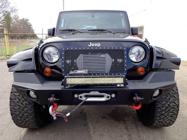 2013 Jeep Wrangler Sahara Madison, NC 7