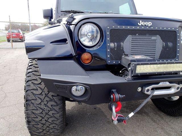 2013 Jeep Wrangler Sahara Madison, NC 8