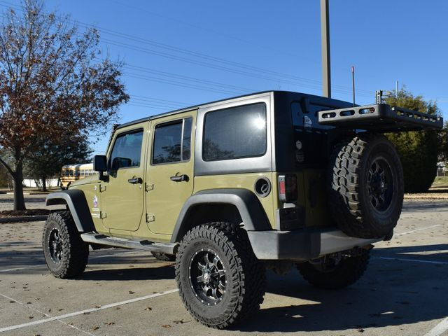 2013 Jeep Wrangler Unlimited Sport Custom Lift/Wheels and tires in McKinney, Texas 75070