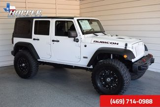 2013 Jeep Wrangler Unlimited Rubicon LIFTED!! HLL in McKinney Texas, 75070
