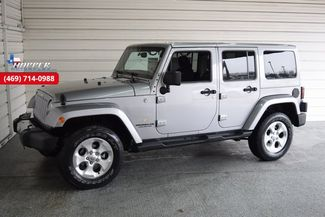 2013 Jeep Wrangler Unlimited Sahara in McKinney Texas, 75070