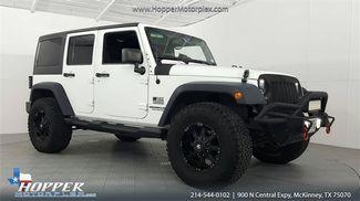 2013 Jeep Wrangler Unlimited Sport in McKinney, Texas 75070