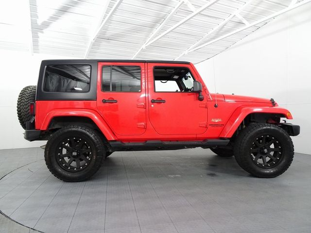 2013 Jeep Wrangler Unlimited Sahara in McKinney, Texas 75070