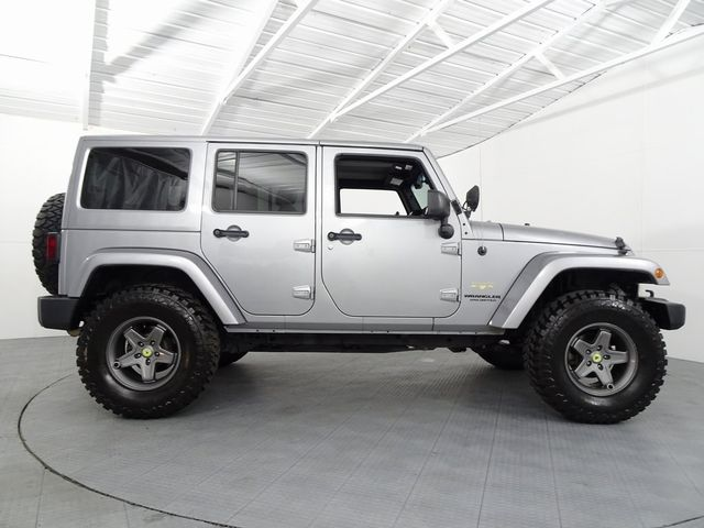 2013 Jeep Wrangler Unlimited Sahara LIFT/CUSTOM WHEELS AND TIRES in McKinney, Texas 75070
