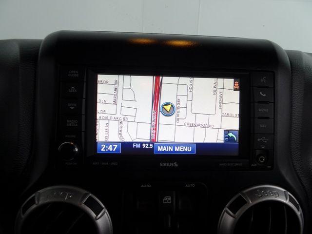 2013 Jeep Wrangler Unlimited Sahara LIFT/CUSTOM WHEELS AND TIRES in McKinney, Texas 75070