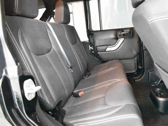2013 Jeep Wrangler Unlimited Sahara CUSTOM LIFT/WHEELS AND TIRES in McKinney, Texas 75070