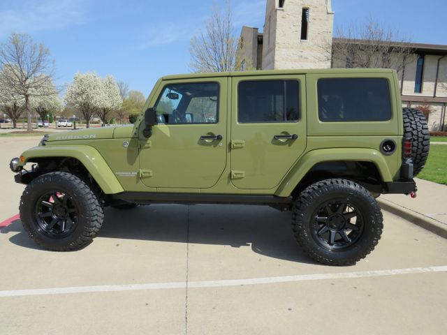 2013 Jeep Wrangler Unlimited Rubicon NEW LIFT/CUSTOM WHEELS AND TIRES in McKinney, Texas 75070