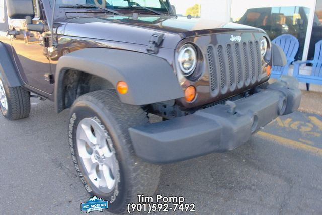 2013 Jeep Wrangler Sport in Memphis, Tennessee 38115