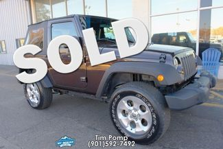 2013 Jeep Wrangler in Memphis Tennessee