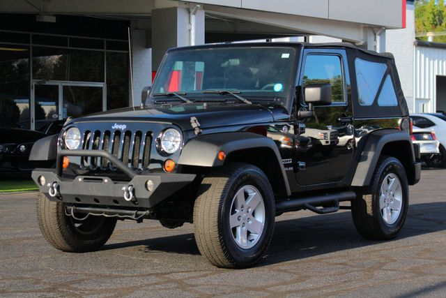 2013 Jeep Wrangler Sport Mooresville , NC 2