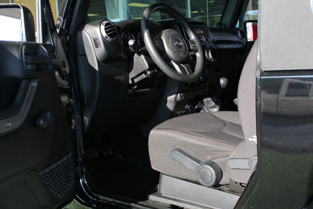 2013 Jeep Wrangler Sport Mooresville , NC 19