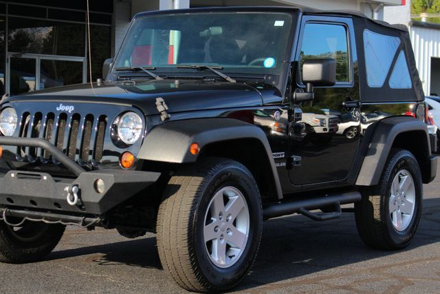 2013 Jeep Wrangler Sport Mooresville , NC 3