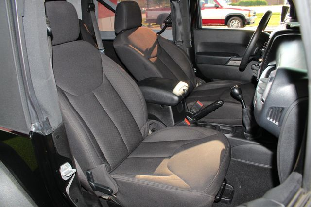 2013 Jeep Wrangler Sport Mooresville , NC 24