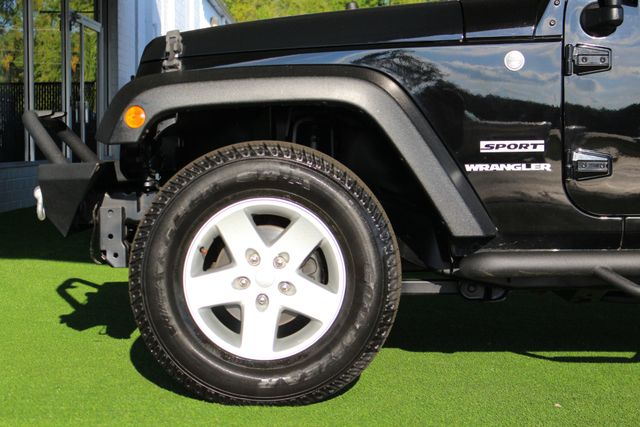 2013 Jeep Wrangler Sport Mooresville , NC 30