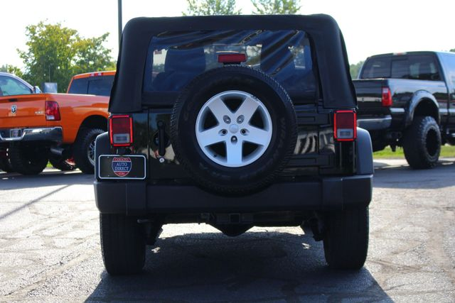 2013 Jeep Wrangler Sport Mooresville , NC 6