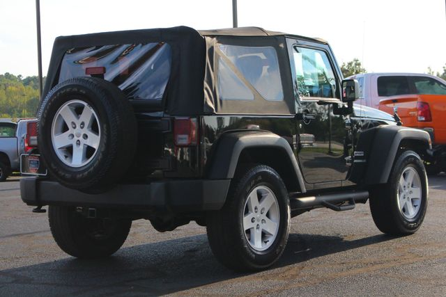 2013 Jeep Wrangler Sport Mooresville , NC 7