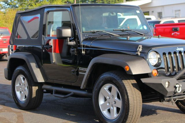 2013 Jeep Wrangler Sport Mooresville , NC 9