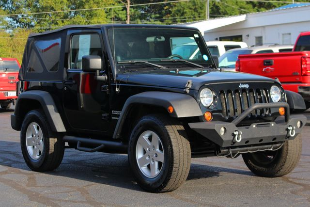 2013 Jeep Wrangler Sport Mooresville , NC 10