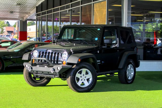 2013 Jeep Wrangler Sport Mooresville , NC 0