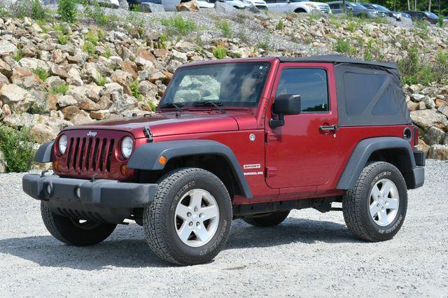 2013 Jeep Wrangler Sport Naugatuck, Connecticut 2