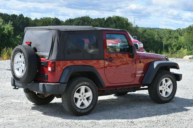 2013 Jeep Wrangler Sport Naugatuck, Connecticut 6