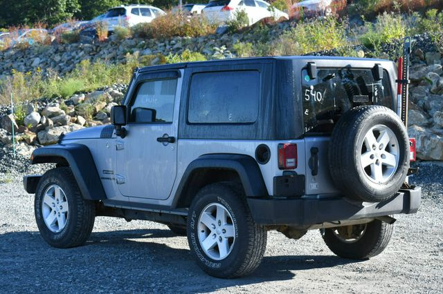 2013 Jeep Wrangler Sport 4WD Naugatuck, Connecticut 4