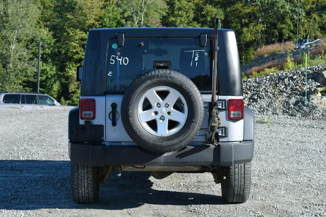 2013 Jeep Wrangler Sport 4WD Naugatuck, Connecticut 5