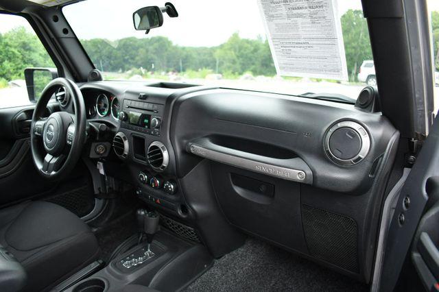 2013 Jeep Wrangler Sport Naugatuck, Connecticut 11