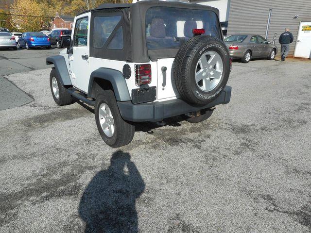 2013 Jeep Wrangler Sport in New Windsor, New York 12553