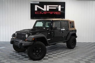 2013 Jeep Wrangler Unlimited Sahara Sport Utility 4D in Erie, PA 16428