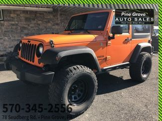 2013 Jeep Wrangler in Pine Grove PA