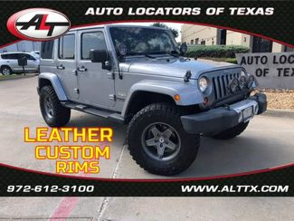 2013 Jeep Wrangler Unlimited Sahara in Plano, TX 75093