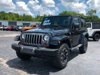 2013 Jeep Wrangler Freedom Edition Oscar Mike Riverview, Florida 5