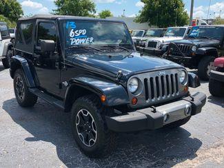 2013 Jeep Wrangler Freedom Edition Oscar Mike Riverview, Florida 7