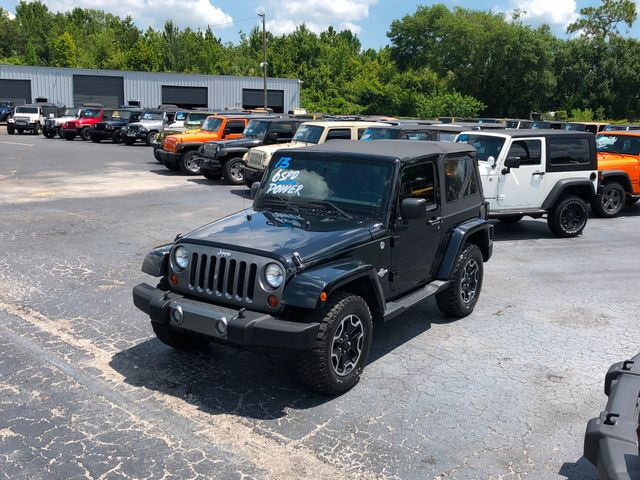 2013 Jeep Wrangler Freedom Edition Oscar Mike