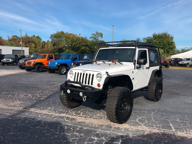 2013 Jeep Wrangler Sport Riverview, Florida