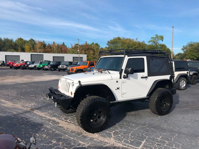 2013 Jeep Wrangler Sport Riverview, Florida 4