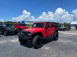 2013 Jeep Wrangler Unlimited Sport in Riverview, FL 33578