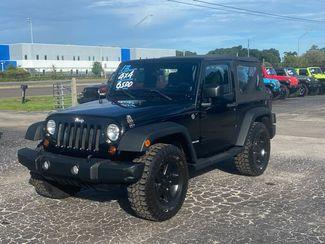 2013 Jeep Wrangler Sport in Riverview, FL 33578