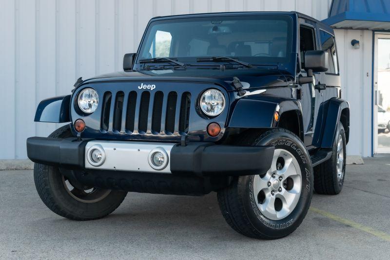 2013 Jeep Wrangler Sahara in Rowlett, Texas