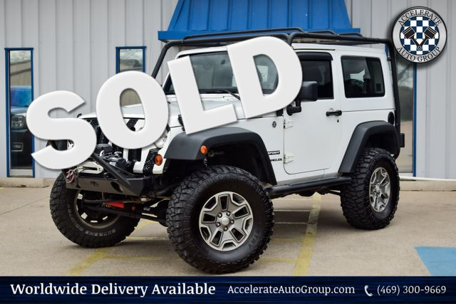 2013 Jeep Wrangler Sport - Custom in Rowlett
