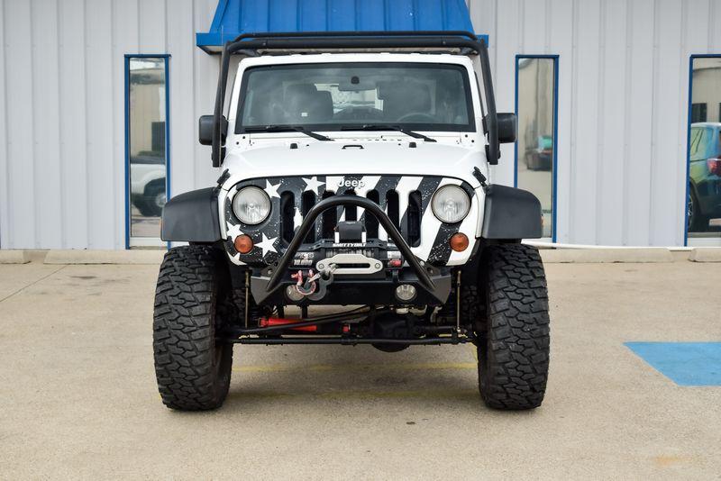 2013 Jeep Wrangler Sport - Custom in Rowlett, Texas